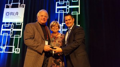 Oregon Restaurant & Lodging Association Restaurateur of the Year Winner